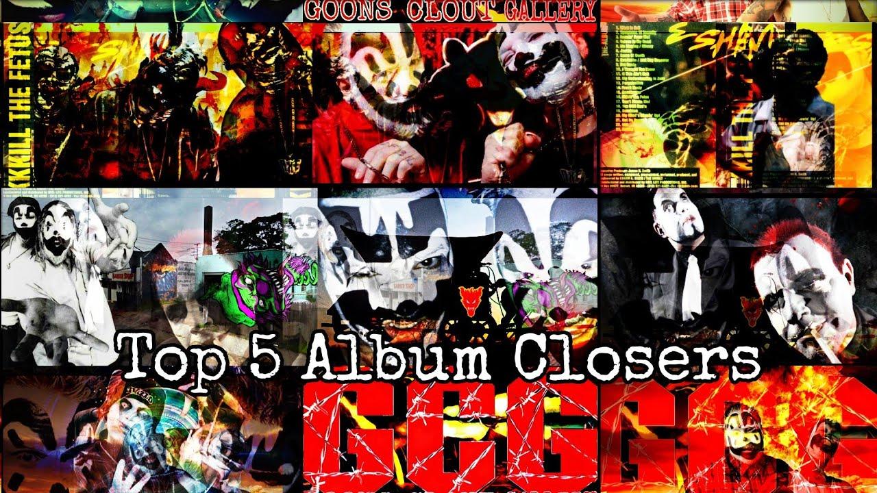 5ive Piece: Top 5 Album Closers