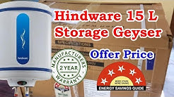Hindware 15 L Storage Water Geyser Offer Price online Market