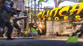 CS:GO - Clutch Heroes! #28