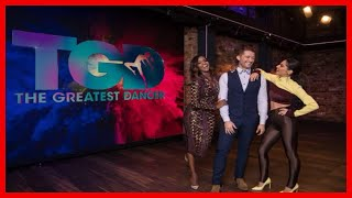 Cheryl shows off AMAZING footwork in The Greatest Dancer behind the scenes video as Liam Payne