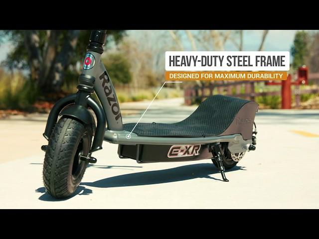Razor E XR Electric Scooter (2019) 🔥 ✔️