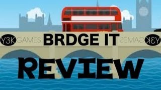 Chronic Logic Games - Bridge It Y3K Games Review