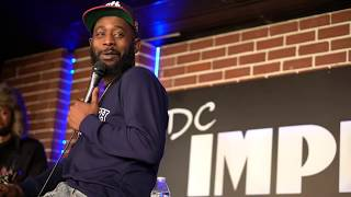 The 85 South Show At The D.C. Improv Part 2 w/ D.C. Young Fly Karlous Miller and Chico Bean