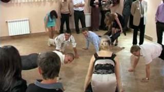 Весілля у Франківську. Голубка з приколами. Сірко .mpg