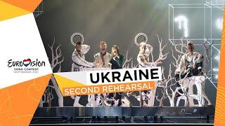 Go_A - Shum - Second Rehearsal - Ukraine 🇺🇦 - Eurovision 2021