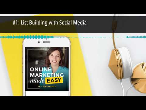 #1: List Building with Social Media