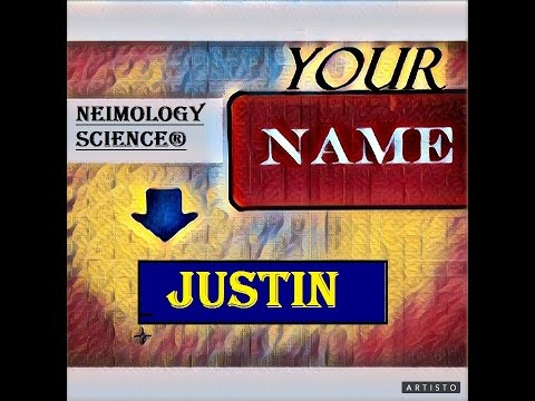 Knowledge in a Name - Justin Name Meanings - Personality Traits - Insights