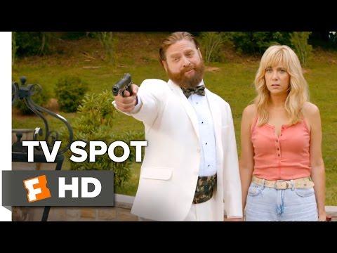 Masterminds TV SPOT - Easy Money Is Hard Work (2016) - Zach Galifianakis Movie