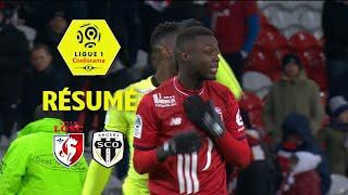 LOSC - Angers SCO (1-2)  - Résumé - (LOSC - SCO) / 2017-18