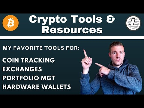 Best Crypto Tools and Resources - My Personal Favorites