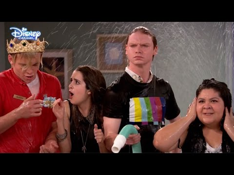 Austin & Ally - Waterbed Fail - Official Disney Channel UK HD