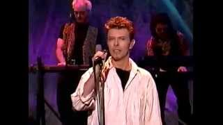 David Bowie - Strangers When We Meet + interview [10-27-95]