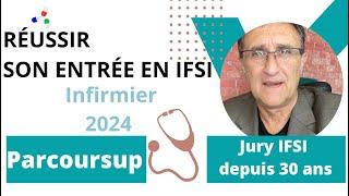 Parcoursup infirmier 2020: préparation de votre dossier IFSI