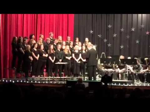 South Lenoir High School Spring Concert video no 16