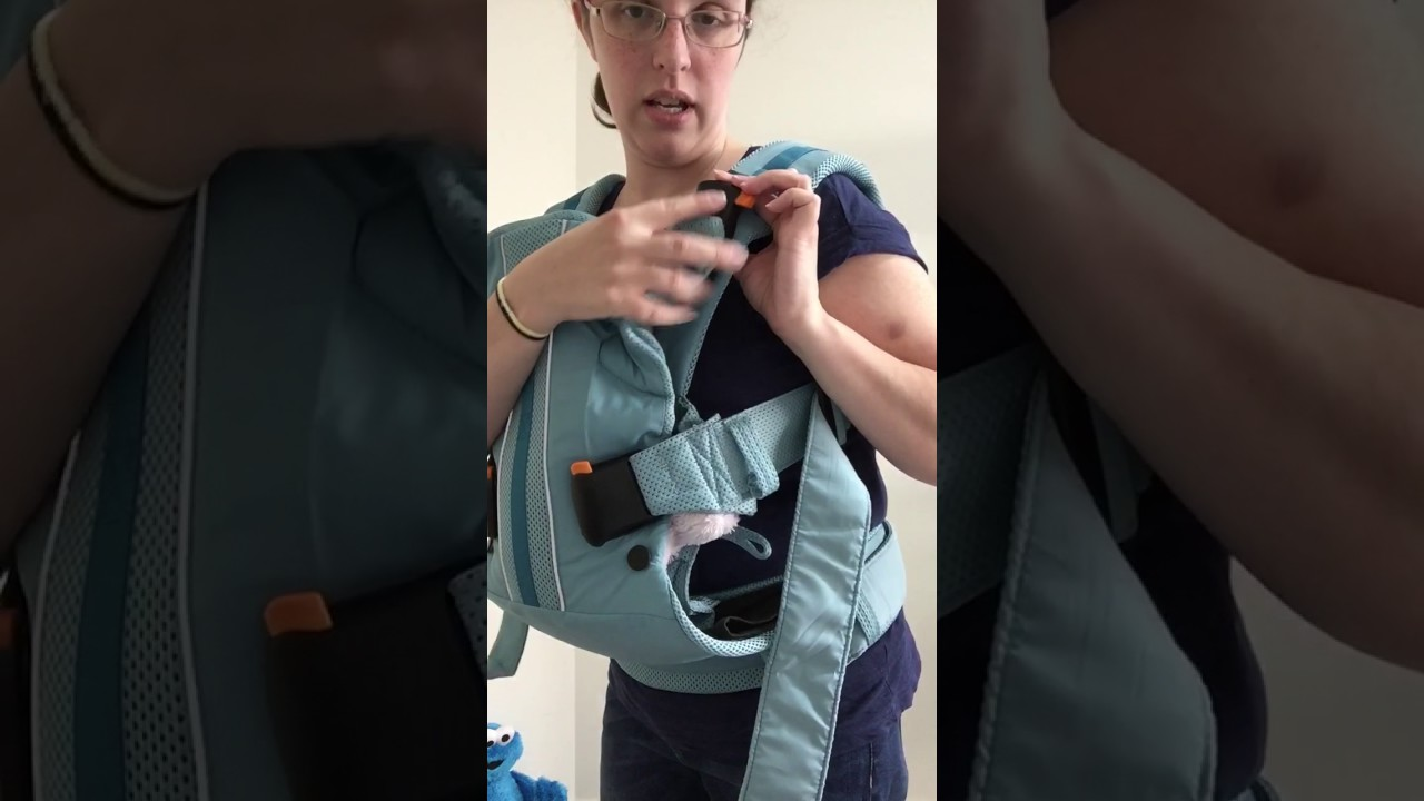 Baby Bjorn Carrier One Outdoors Review And Demonstration