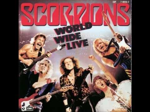 Scorpions - World Wide Live - Parte III