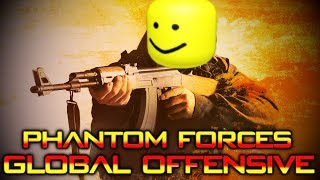 If Phantom Forces Was Like CSGO