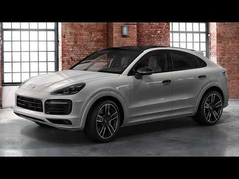 Porsche Cayenne Coupe SUV 2020 (In Depth Review)