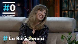 LA RESISTENCIA - Entrevista a Nathalie Seseña | #LaResistencia 11.11.2020
