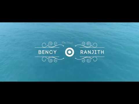 BEST CHRISTIAN WEDDING HIGHLIGHTS BENCY - RANJITH | WEDDINGCINEMAS
