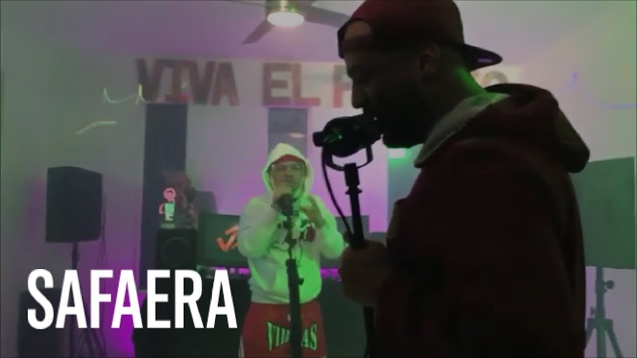 Jowell & Randy Nota Loca - Safaera (Live from Home)