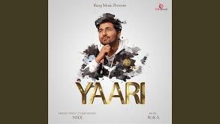 Gambar cover Yaari