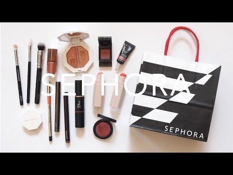 Sephora Australia Haul   Becca, Bite Beauty, Tom Ford, Fenty, Dior