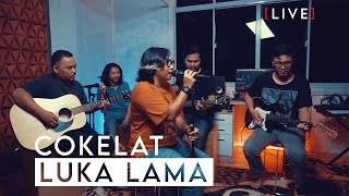 [LIVE] COKELAT - LUKA LAMA COVER BY TERAS RUMAH BAND
