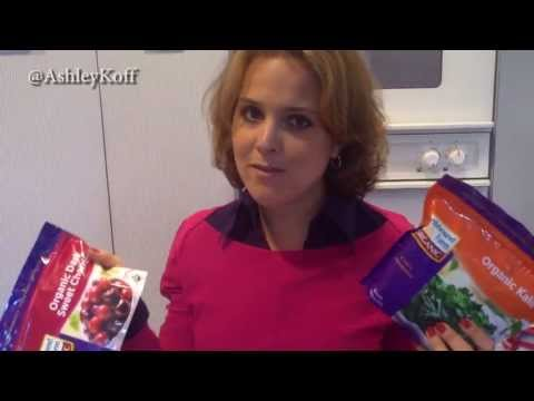 Are These Quality Frozen Foods in Your Freezer? They Should Be Ashley Koff