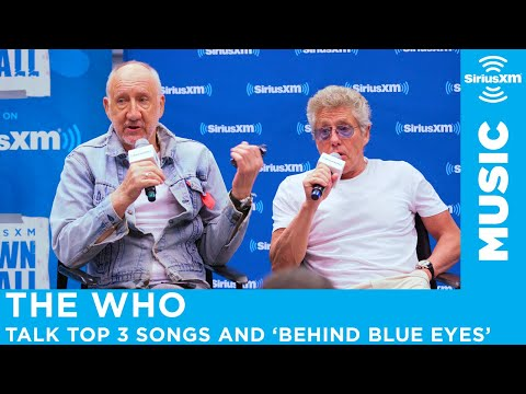 "The Who's Pete Townshend On What Inspired ""Behind Blue Eyes"""