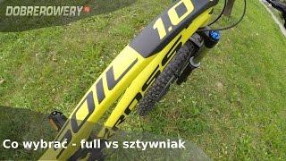 Jaki rower wybrać - tani full vs wypasiony sztywniak