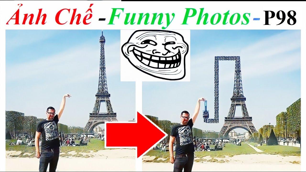 💥Ảnh Chế  – Funny Photos (P 98), Photoshop Trolls