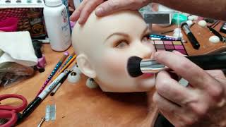 Doll Makeup Tutorial for a Glamorous Look