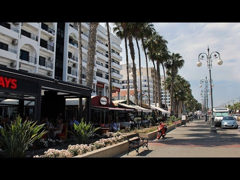 Cyprus. A walk in Larnaca / Μια βόλτα στην Λάρνακα - 06/2016
