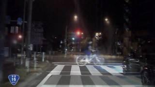 現道の東京環状です。 同じ国道16号である「八王子バイパス(有料)」が ...