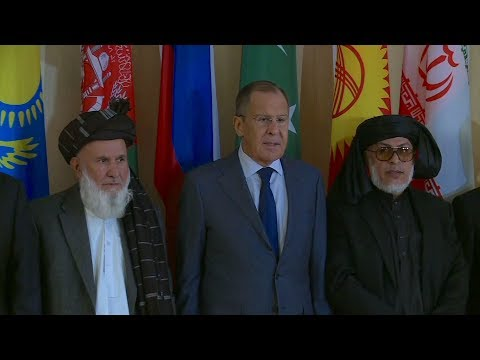 Russia hosts high-level meeting with Taliban's, Afghan's officials