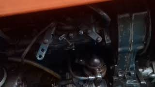 Máy cày FIAT 640 Bán 18 tr. dàn xới bánh lồng