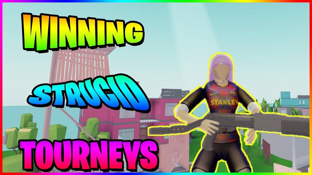 So I won a strucid tournament.... *1000 ROBUX* - YouTube