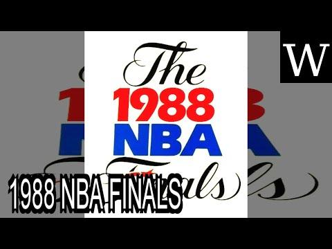 1988 NBA FINALS - WikiVidi Documentary