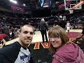 Cleveland Cavaliers Floor Seats and Owner Suite