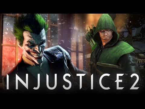 Injustice 2: The Joker, Green Arrow & Doctor Fate LEAKED! - FULL Roster LEAKED? (Injustice 2 Mobile)