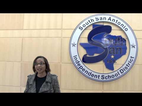 Jerelean B. Tidwell - 2012 - 2013 Five Palms Elementary School Teacher of the Year.