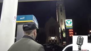 Nicky Jam echando gasolina a su lujoso auto, mira su reacción y lo que me contó
