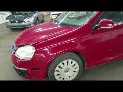 2007 Volkswagen Jetta (For sale at auction 6/29/19)