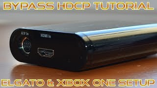 How To Connect HDMI Splitter to PS4| Playstation 4 Bypass HDCP Tutorial |Elgato & Xbox One Setup