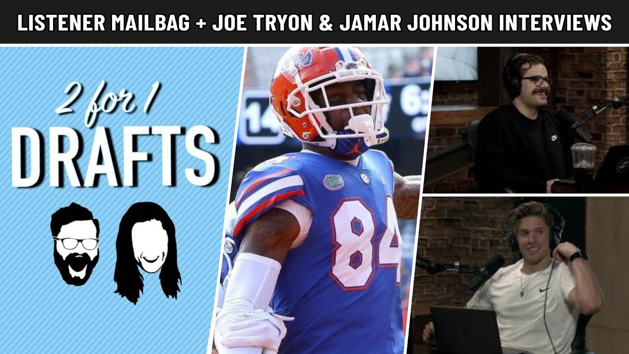 Here's the real reason you think Joe Tryon is a great draft pick