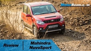 Mahindra NuvoSport Review | MotorBeam