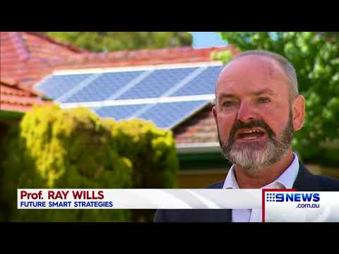 Perth solar growth April 2018 9 News Perth
