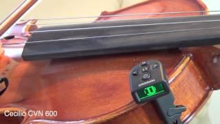 D'Addario NS Micro Violin Tuner | FULL REVIEW