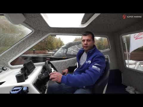 Автопилот для транцевых плит катера. Обзор системы Lenco Auto Glide